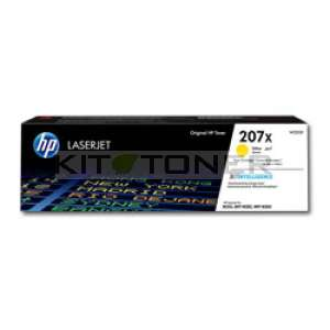 HP 207X - Toner jaune de marque 207X