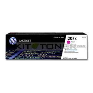 HP 207X - Toner magenta de marque 207X