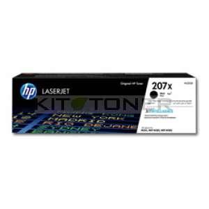 HP 207X - Toner noir de marque 207X