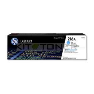 HP 216A - Toner cyan de marque 216A