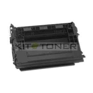 HP CF237X Noir - Cartouche de toner compatible