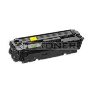 HP 415A - Cartouche de toner compatible jaune