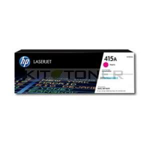 HP 415A - Toner magenta de marque W2033A