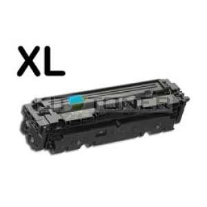HP 415X - Cartouche de toner compatible cyan