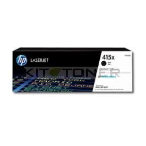 HP 415X - Toner noir de marque W2030X