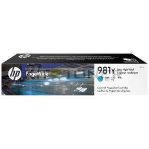 HP 981Y - Cartouche d'encre cyan de marque 981Y