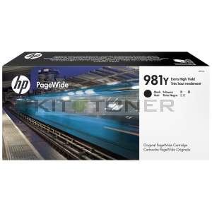 HP 981Y - Cartouche d'encre noire de marque 981Y