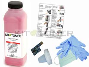 Brother TN423 - Kit de recharge toner compatible magenta
