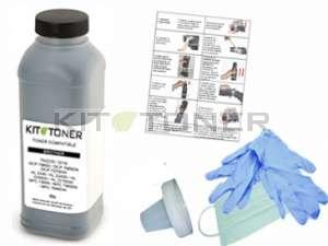 Brother TN243 TN247 -  Kit de recharge toner compatible Noir