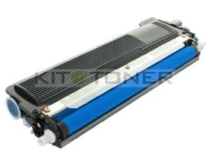 Brother TN230C - Cartouche toner compatible Cyan