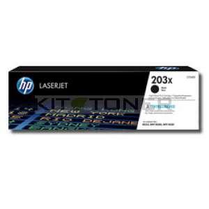 HP 203X - Toner noir de marque 203X