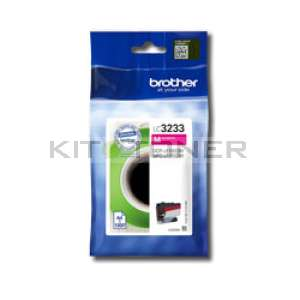 Brother LC3233M - Cartouche d'encre magenta LC3233M