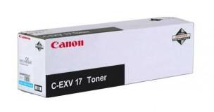 Canon 0261B002 - Cartouche toner d'origine cyan CEXV17