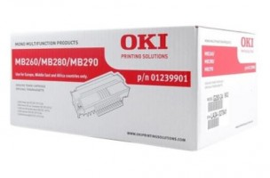 Oki 1239901 - Cartouche de toner originale