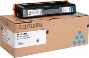Ricoh 406480 - Toner cyan de marque