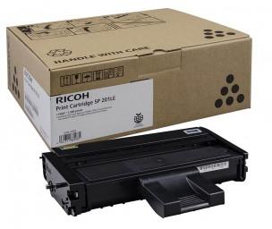 Ricoh 407254 - Cartouche toner noir origine SP201, SP203, SP204