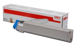 Oki 43837132 - Cartouche de toner noire d'origine
