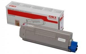 Oki 44318606 - Cartouche de toner magenta d'origine