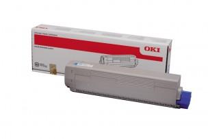 Oki 44844615 - Cartouche de toner cyan d'origine