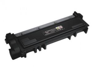 Dell 593BBLH - Cartouche de toner de marque noire