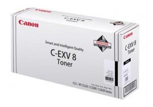 Canon 7629A002 - Cartouche toner d'origine noir CEXV8
