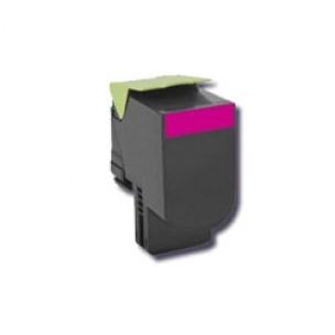 LEXMARK 71B20M0  - Cartouche de toner compatible magenta