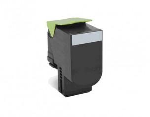 Lexmark 80C2SK0 - Toner noir de marque