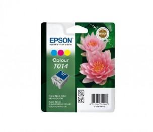 Epson C13T014401 - Cartouche d'encre couleur de marque T014401