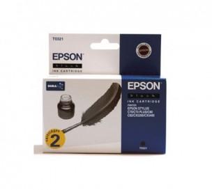 Epson C13T032142 - Pack combo de 2 cartouches d'encre de marque T032142