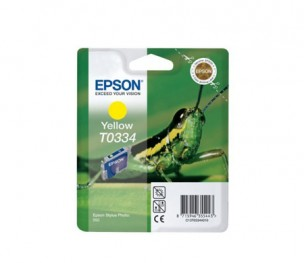 Epson C13T033440 - Cartouche d'encre jaune de marque T033440