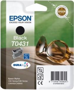 Epson C13T043140 - Cartouche d'encre noire de marque T043140