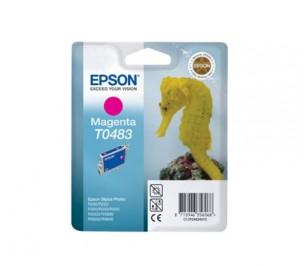 Epson C13T048340 - Cartouche d'encre magenta de marque T0483