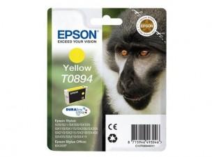 Epson C13T08944011 - Cartouche d'encre jaune de marque Epson T0894