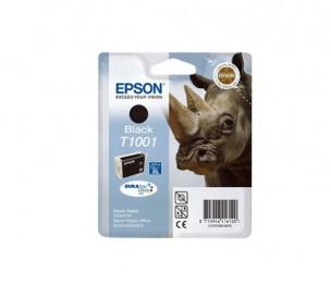Epson C13T10014010 - Cartouche d'encre noire de marque T1001