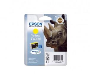 Epson C13T10044010 - Cartouche d'encre jaune de marque T1004