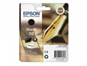 Epson C13T16214010 - Cartouche d'encre noire d'origine T1621