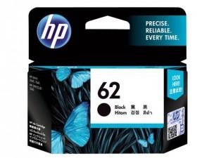 HP C2P04AE - Cartouche d'encre noire de marque 62