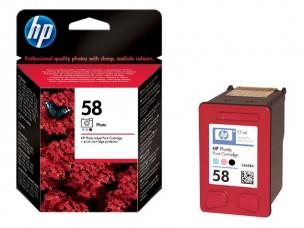 HP C6658AE - Cartouche d'encre de marque 58