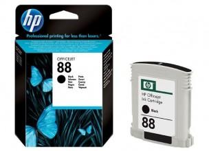 HP C9385AE - Cartouche d'encre noire de marque 88