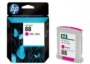 HP C9387AE - Cartouche d'encre magenta de marque 88
