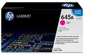 HP C9733A - Cartouche de toner d'origine magenta 645A