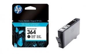 HP CB317EE - Cartouche d'encre noire de marque HP 364