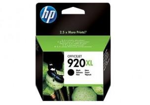HP CD975AE - Cartouche encre originale noire HP 920XL