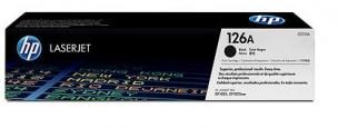 HP CE310A - Cartouche de toner d'origine noir 126A