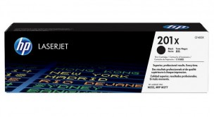 HP CF400X - Toner noir de marque 201X