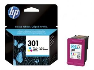 HP CH562EE - Cartouche d'encre couleur de marque 301