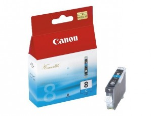 Canon CLI8C - Cartouche d'encre origine cyan 0621B001