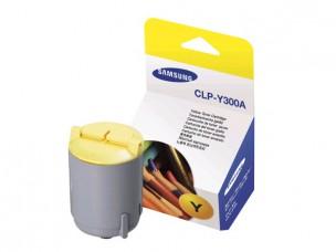 Samsung CLPY300A - Cartouche toner d'origine jaune