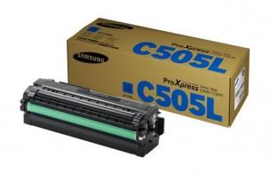 Samsung CLTC505L - Cartouche toner d'origine cyan