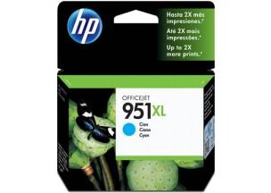 HP CN046AE - Cartouche d'encre cyan de marque 951XL